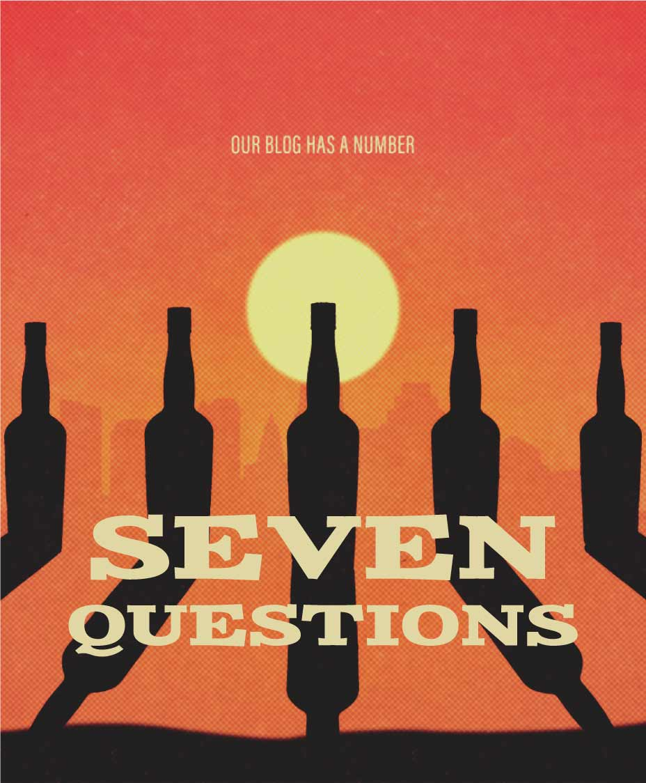 seven questions by still austin