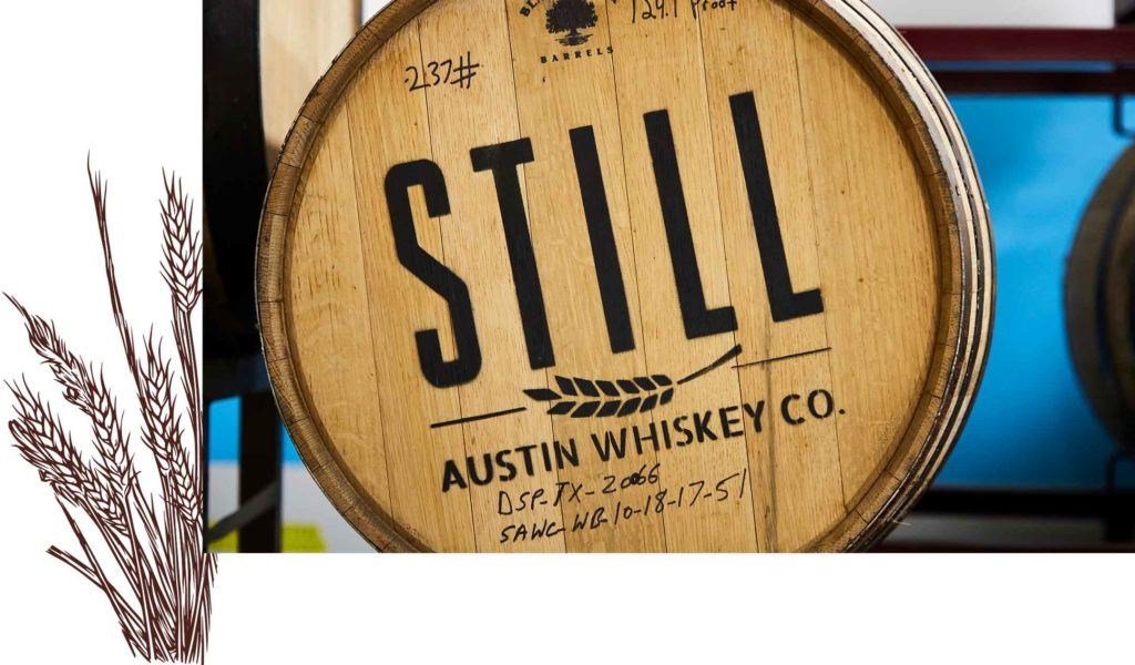how still austin makes bourbon whiskey