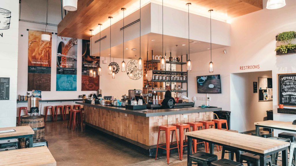 still austin whiskey co. tasting room available for private event rental