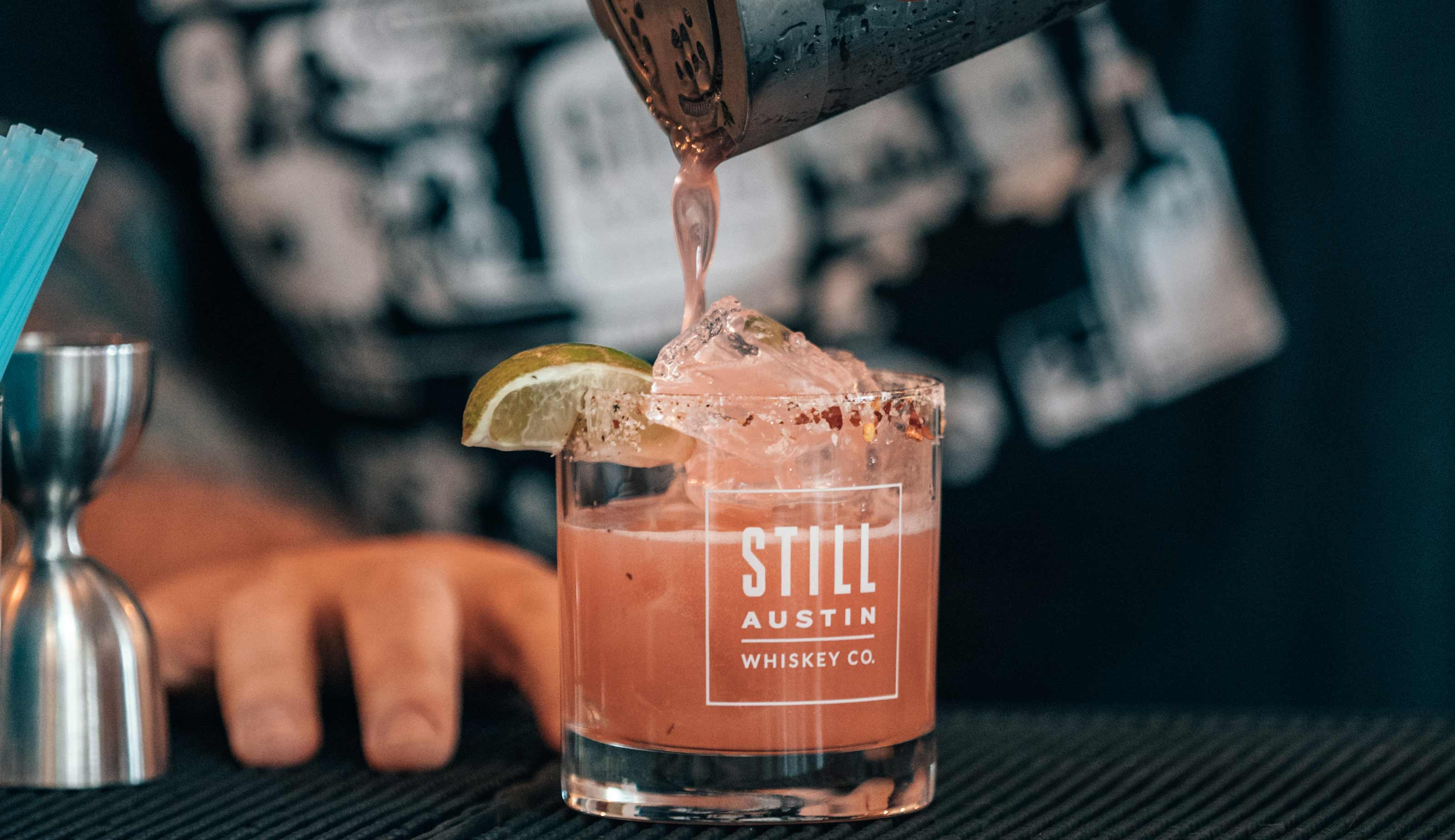 craft your own cocktails class at still austin whiskey co. in austin, tx
